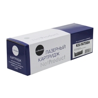 Картридж Panasonic KX-FL401/402/403/FLC411/412/413 (NetProduct) NEW KX-FAT88A, 2К