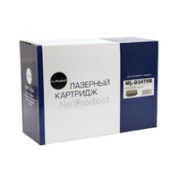 Картридж Samsung ML3470D/3471ND (NetProduct) NEW ML-D3470B, 10K