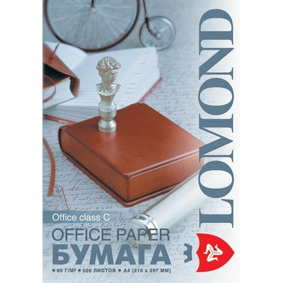 Фото Бумага Office (Lomond) 94%, А4 (0101005)